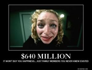 $640 Million
